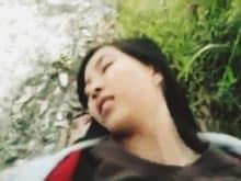 สาวไทย จอดมอไซด์เอากันข้างถนน