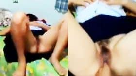 คลิปหลุด นักศึกษา เย็ดกับแฟน ในหอพัก